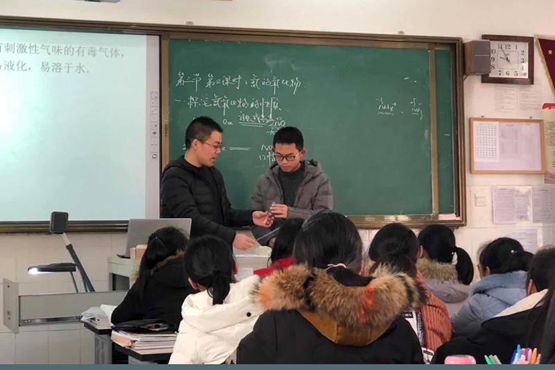 海安市教师发展中心研训部朱永侃主任全程参加并指导了本次活动,南莫